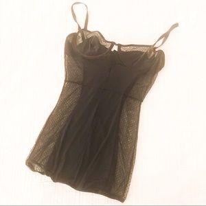 Madonna Truth or Dare Black Bodysuit Size 36